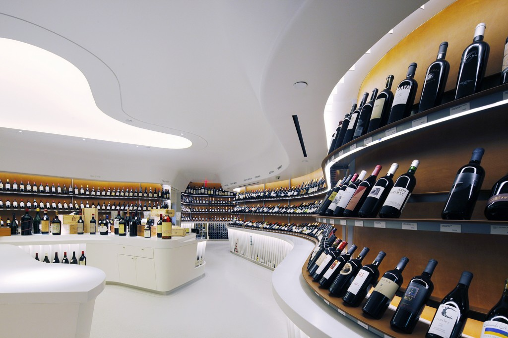 HARRY'S WINE (2011) Interior lighting of retail space Location: New York, USA Architect: Rogers Marvel Architects Lighting Design: L'Observatoire International Client: Rogers Marvel Architects Project Code HWG 10061